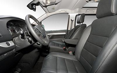 Toyota Proace Verso ilgalaikė automobilių nuoma | Sixt Leasing