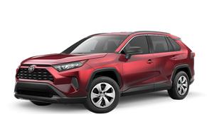 Toyota RAV4 mini lizingas