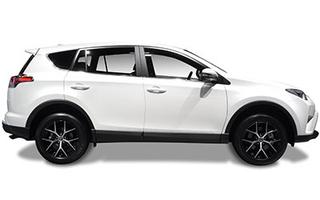 Toyota RAV4 mini lizingas ilgalaikė automobilių nuoma | Sixt Leasing
