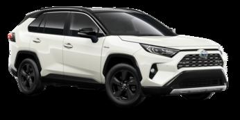 Toyota RAV4 ilgalaikė automobilių nuoma | Sixt Leasing