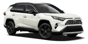 Toyota RAV4 ilgalaike automobiliu nuoma | Sixt Leasing