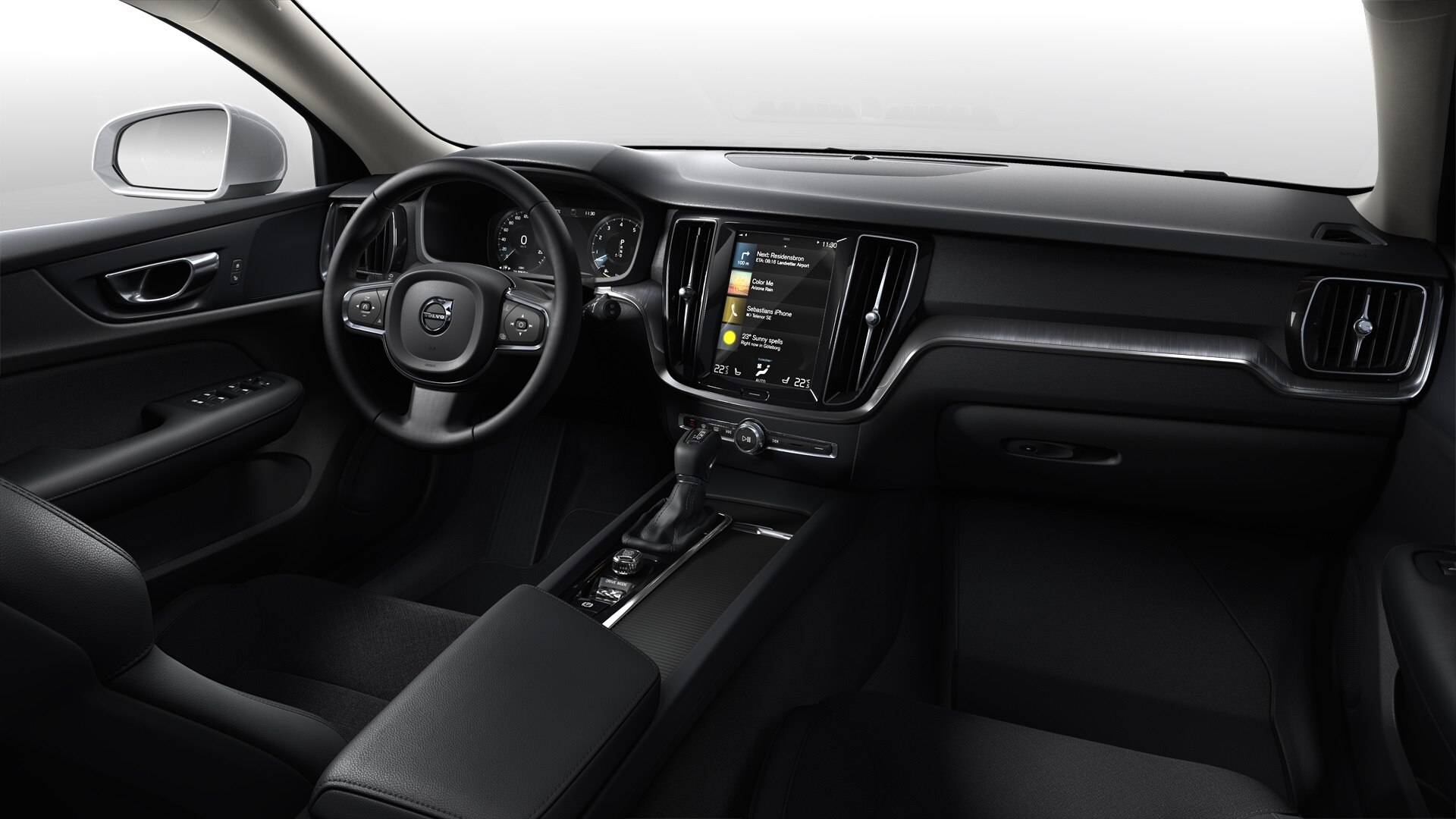 Volvo V60 ilgalaikė automobilių nuoma | Sixt Leasing