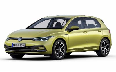 Volkswagen Golf automobilio lizingas | Sixt Leasing