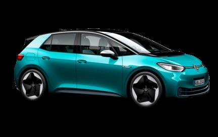 Volkswagen ID.3 ilgalaikė automobilių nuoma | Sixt Leasing