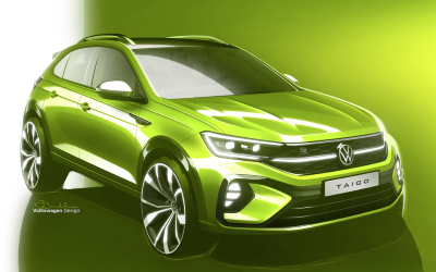 Volkswagen Taigo ilgalaikė automobilių nuoma   Sixt Leasing