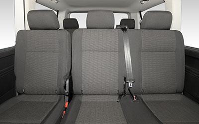 Volkswagen Caravelle ilgalaikė automobilių nuoma | Sixt Leasing