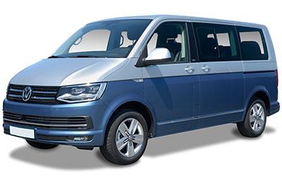 Volkswagen Multivan ilgalaikė automobilių nuoma | Sixt Leasing