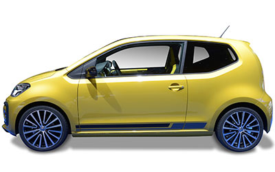 Volkswagen Up! Galleriefoto