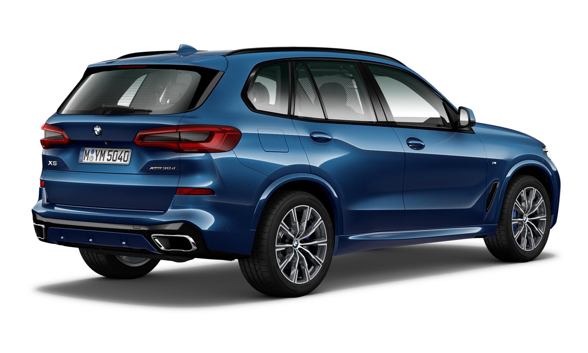 BMW X5 ilgalaikė automobilių nuoma | Sixt Leasing