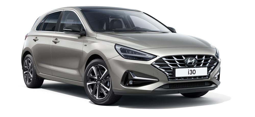 Hyundai i30 ilgalaikė automobilių nuoma | Sixt Leasing